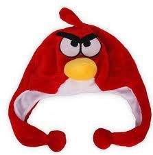 its so cute! Reminds me of Nic. Target Deals, Angry Birds, White Tees, Plush, Cosplay, Hats, Red, Coupon, Winter