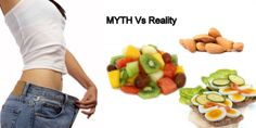 Weight Loss Myths.