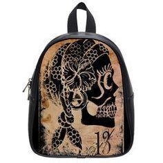 Gypsy skull bag