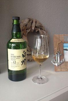 The Hakushu 12  Japanischer Single Malt #hakushu #singlemalt #whisky #dram