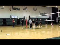 Art of Coaching Volleyball - Hitting Approach (Portland Clinic) - YouTube
