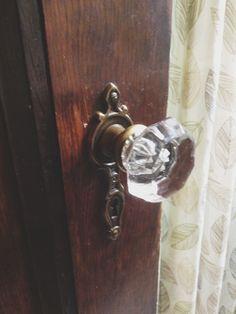 1920s house - original doorknobs