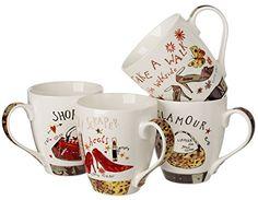 Fine Bone China Coffee Mug 16 Ounce Set of 4 Glamour Girl... https://www.amazon.com/dp/B011VHDHEQ/ref=cm_sw_r_pi_dp_x_TZsNybERNEFTB