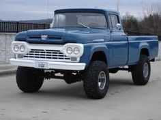 1960 Ford - need this vehicle for bugging out!