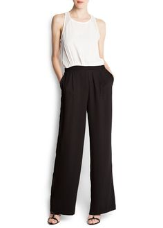 Crepé combi jumpsuit, something that can't be missing in my closet :)