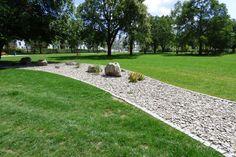 Stepping Stones, Sidewalk, Garden, Outdoor Decor, Stair Risers, Garten, Side Walkway, Lawn And Garden, Walkway