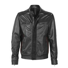 MEN_BLACK_BIKER_STYLE_LEATHER_JACKET-LRP4BJ