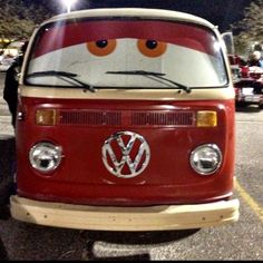 I need to paint a sunshade for my car like this- T would flip!