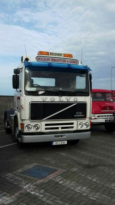 Volvo Trucks, Transportation, Irish, Europe, Cars, Vehicles, Commercial Vehicle, Irish Language, Rolling Stock