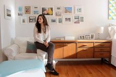 Renters everywhere face a common enemy: the dreaded white wall