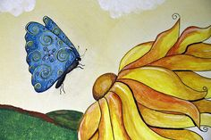 Traditional Illustration  http://fineartamerica.com/featured/a-magical-visit-sherry-thompson.html