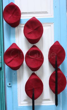 Chachia - hats from Tunisia