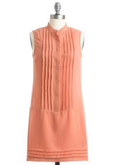 To Peach Their Own Dress - Modcloth