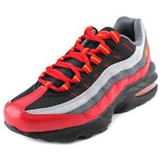 promo code 0181b 5ac3c Nike Air Max  95 (GS) Youth US 4 Red Sneakers