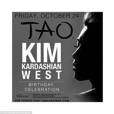 Kim Kardashian revealed the promo poster for her b...