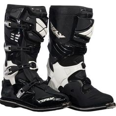 Fly Racing Sector MX/Off-Road/Dirt Motorcycle Adult Boots