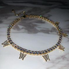 Tennis Chain Choker Necklace – The Ice PrincessYou can find Jewelry necklaces and more on our website.Tennis Chain Choker Necklace – The Ice Princess Cute Jewelry, Body Jewelry, Jewelry Art, Jewelry Accessories, Jewelry Necklaces, Fashion Jewelry, Jewellery Diy, Swag Fashion, Prom Jewelry