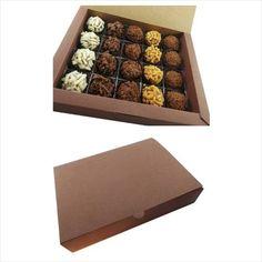 caixa embalagem para brigadeiros gourmet doces páscoa