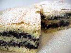 Mákos sütemény | Varga Gábor (ApróSéf) receptje - Cookpad receptek Tiramisu, Ethnic Recipes, Food, Essen, Meals, Tiramisu Cake, Yemek, Eten