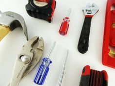Learn how to repair your stuff, so you have fewer replacements to buy. Here's a large collection of repair tutorials.