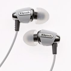 Tune out the external environment and tune into your own private concert experience anytime, anywhere with the Image S4™ headphones. These noise-isolating in-ear headphones deliver dynamic sound and unequaled comfort for a price that's easy on the wallet. ($79.99)