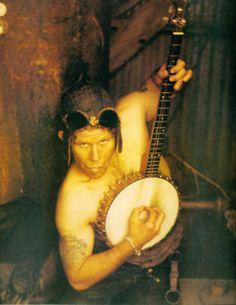Tom Waits ★ Banjo