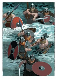 pyledriver:  David Kenneth Vikings Game, Picts, Viking Culture, Barbarian, Norse Mythology, Middle Ages, Ancient History, Folklore, Dark Ages