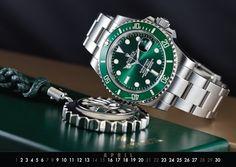 De Horlogefotograaf Calender 2012