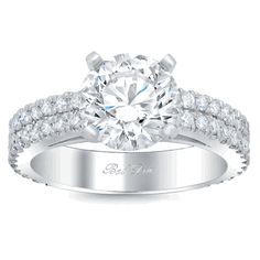 12 Best Reset Engagement Ring Images On Pinterest Halo Rings