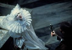 The wedding dress by Eiko,  from Dracula