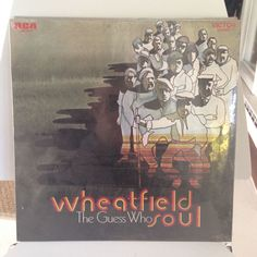 THE GUESS WHO Wheatfield Soul LP 1969 FACTORY SEALED RCA LSP-4141 Orig US Press #PsychedelicRockPopRock
