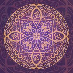 Láminas para decoupage Mandala...