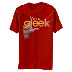 "If you're a Gleek and you're looking for a fun and interesting way to show it off, look no further than this awesome ""I'm a Gleek"" t-shirt! Whether you're a member of Glee Club or you just want to sho"