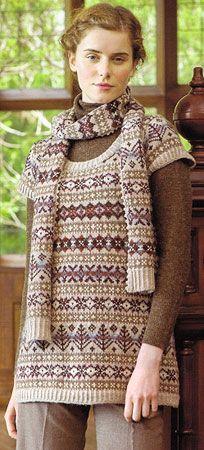 Fair Isle Knitting Japanese ISBN 4529046763 NV70001 - Japanese Knitting Books - Needle Arts Book Shop