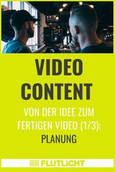Eine gute Vorbereitung ist bei der Erstellung von #VideoContent essentiell und kann alle Beteiligten bei der Planung unterstützen. Doch damit ist es natürlich nicht getan – bei der Produktion (vor Ort) sind Flexibilität, ein guter Gesamtüberblick sowie ein scharfes Auge gefragt. Und auch für die Postproduktion muss ausreichend Zeit eingeplant werden. #Bewegtbild #ContentMarketing