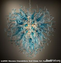 glass art | chandeliers and glass art australia a website with links to several artist & their products