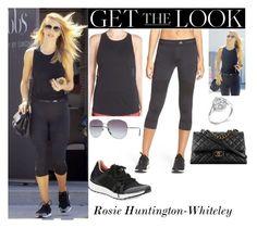 Rosie Huntington-Whiteley Body by Simone September.1.2016