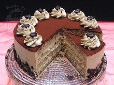 Mokka-Buttercreme-Torte