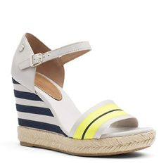 Emery Espadrilles - Wedges, from Tommy Hilfiger