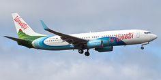 Самолет Боинг-737-800 авиакомпании Air Vanuatu