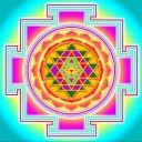 Sri Yantra and other ancient Hindu symbols Sri Yantra, Chakra Art, Chakra Healing, Chakra Meditation, Kundalini Yoga, Hindu Symbole, Lotus Ring, Religion, Divine Mother