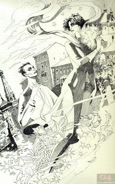 Глава 13. Явление главного героя. Иллюстрации к «Мастеру и Маргарите» Павла Оринянского.