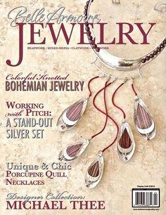 Belle Armoire Jewelry Magazine Winter 2013 #Stampington