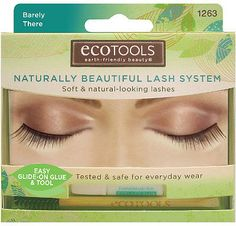 Phyrra Beuty for the Bold Cruetly Free Drugstore Beauty Faves: Eco Tools Naturally Beautiful Lash System - Barely There