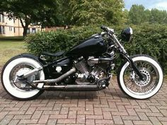31 Dragstar Bobber 650 Ideas Bobber Yamaha 650 Motorcycle