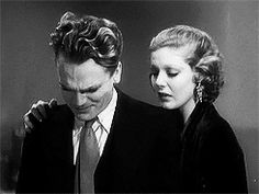 Cagney and Loretta Young