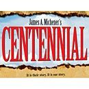 James Michenor's Centennial, the best mini-series! Me Tv, It Cast, Writing, Mini, Books, Libros, Book, Being A Writer, Book Illustrations