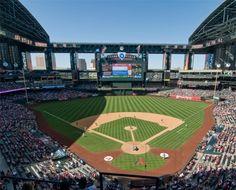 Chase Field - history, photos and more of the Arizona Diamondbacks ballpark