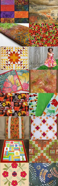 Summer Salsa !!! by Ruth Schleich on Etsy--Pinned with TreasuryPin.com