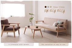 Japanese furnitures are so fine!